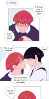 Butterfly's pain - Webtoon story Ep.05 by Hyemi1230