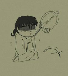Miroku sketch