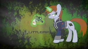 Littlepip wallpaper
