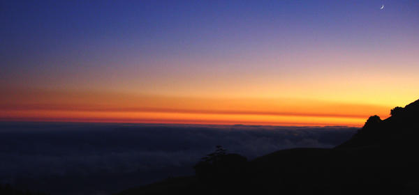 Mt. Tamalpais by RestlessSands