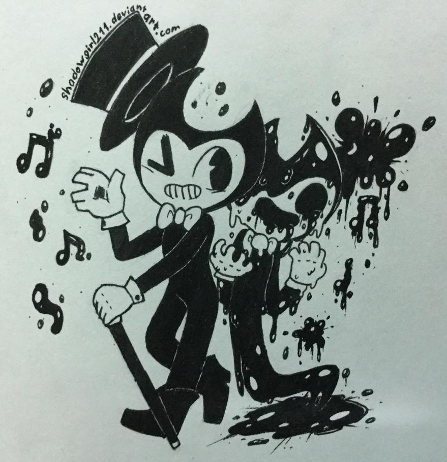 Bendy by shadowgirl211