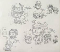More monkey heroes