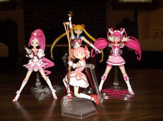 Pink Quartet Attack