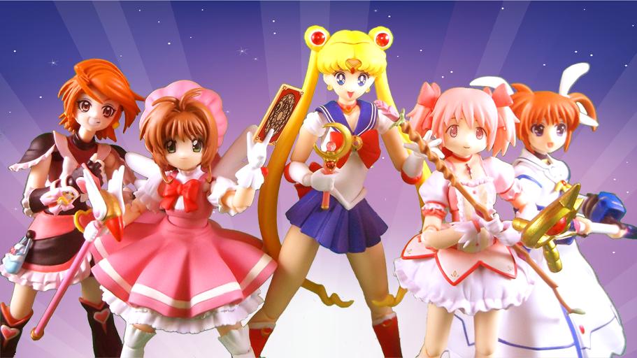 Five Sisters in Arms by tasakeru828