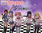 Puella Magi Madoka Magica - 5th Anniversary