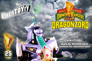I Need Dragonzord Power, Now!