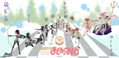YOU ARE NOT ALONE - Madoka Magica 10th Anniversary