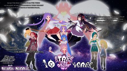Stars Above: Ten Years - The Brightest of Stars