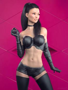 Brooke Leather Vixen 1.1