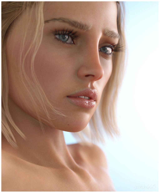 Michelle Close-Up 1