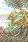 Lentil dragon WIP
