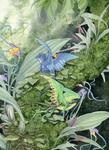 Dwarf Dragons by thedancingemu
