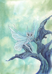 Pale Mantis