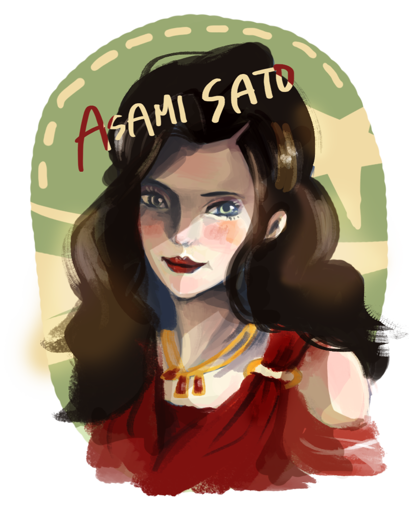 Asami by Ashenjay