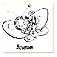 Butterogue #12