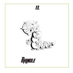 Rhindle #13