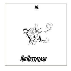 Kid Rattatash #19