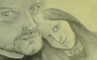 Portrait: Love - in progress