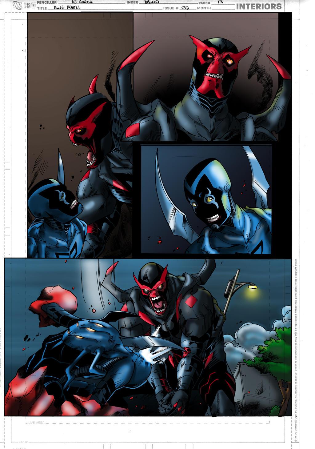 Blue Beetle Movie