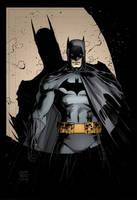 The Dark Knight by shubcthulhu