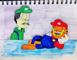 Super Garfield Bros