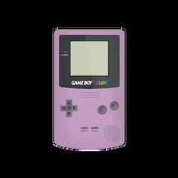 GameBoy Colour by dotau