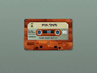 I made you a mixtape by dotau