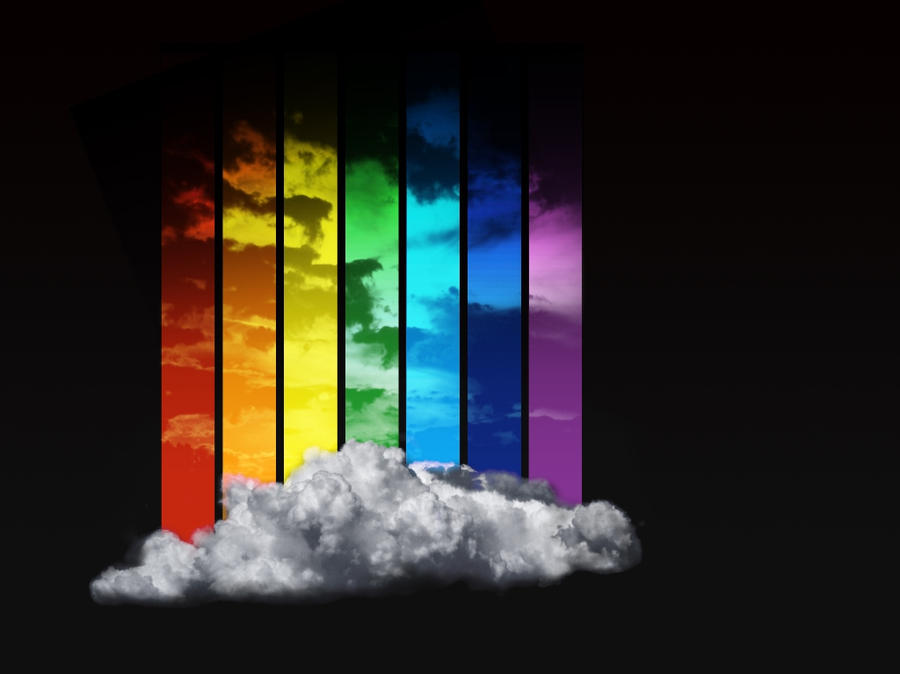 Clouds of Colour by dotau