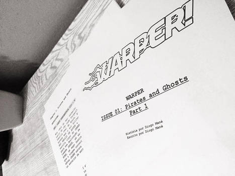 The script of our first title!!