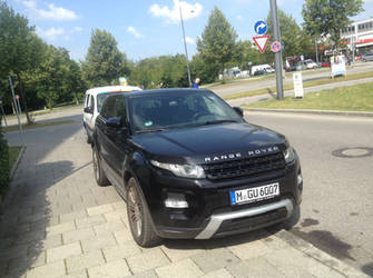 Range Rover (recorded in Munich) by LW97