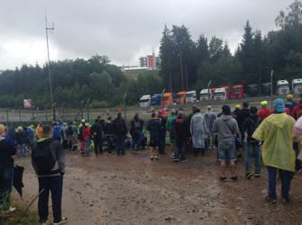 At MotoGP 2016 Sachsenring by LW97