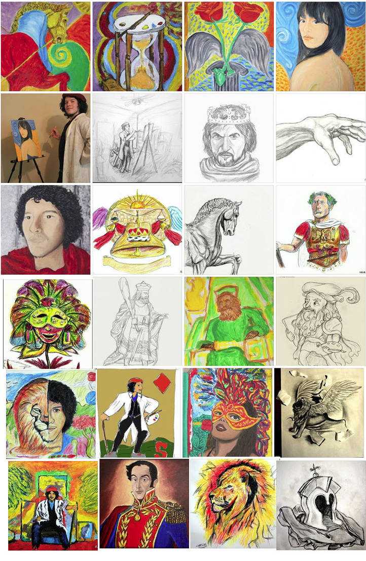 Artworks Preview #1 by SamPako