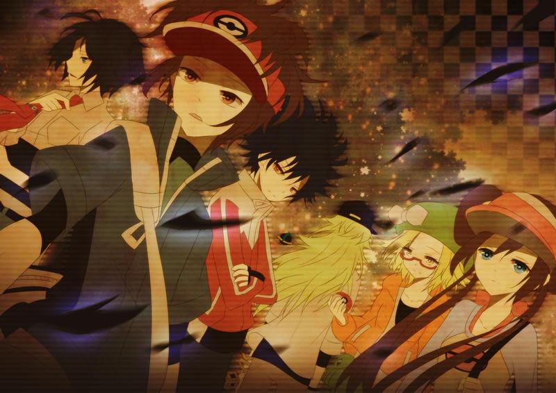 Pokemon BW2 by Yuhke