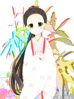 Kaguya-hime no Monogatari by Yuupix