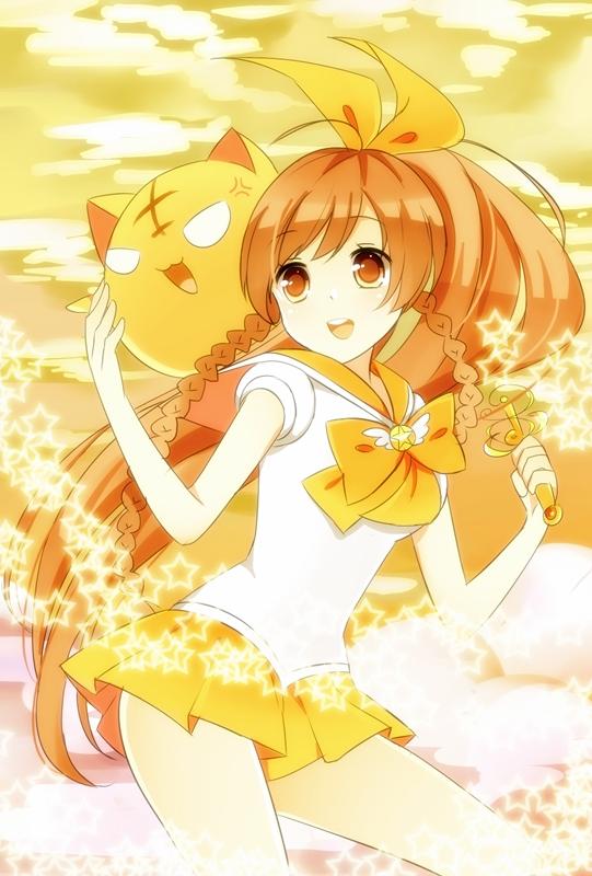 Sailor Star by Yuhke