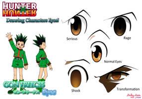 Hunter x Hunter - Gon's Eyes