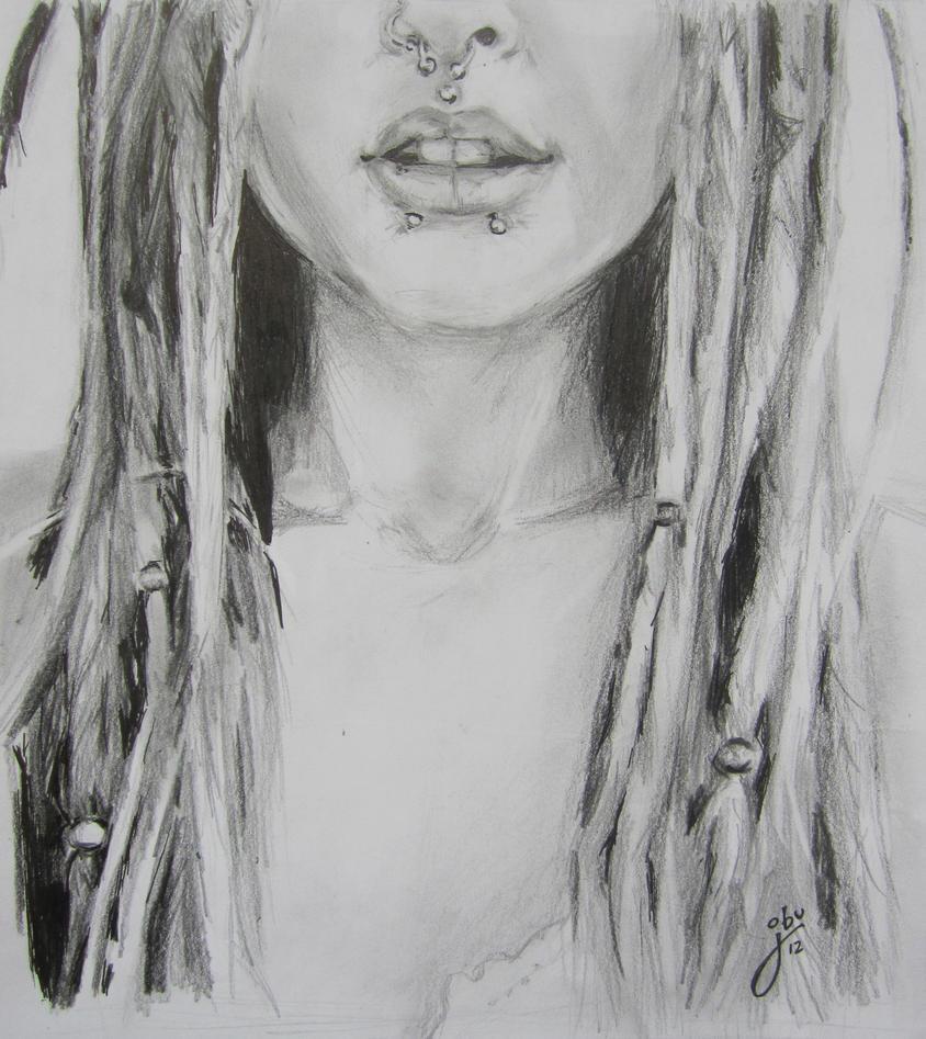 Rasta Drawing
