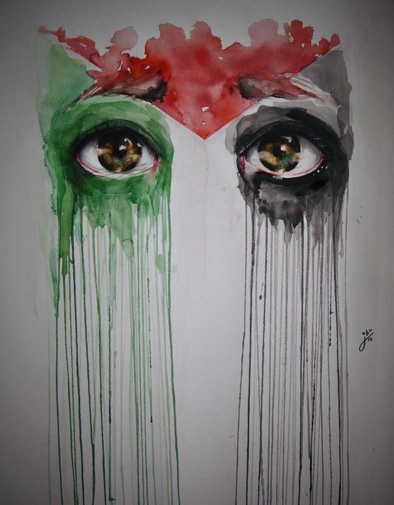 Free Palestine by marraz-dezagun