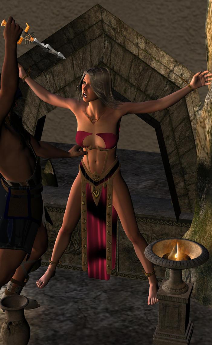 Aztec sacrifice girl xxx picture