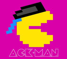 Ack-Man by MarissaGoldmark