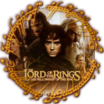 LotR Round Stamp V.1 by The-Rasmus-Raven