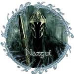 Nazgul Round Stamp by The-Rasmus-Raven