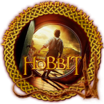 The Hobbit Round Stamp V2 by The-Rasmus-Raven