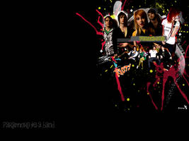 Wallpaper: Paramore by ThankyouStranger