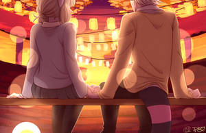 Pmmm || RP: it's a date