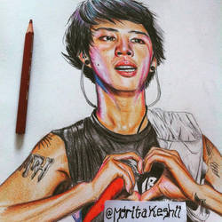 Taka Morita From ONE OK ROCK by ShiroiTenshiDRAW