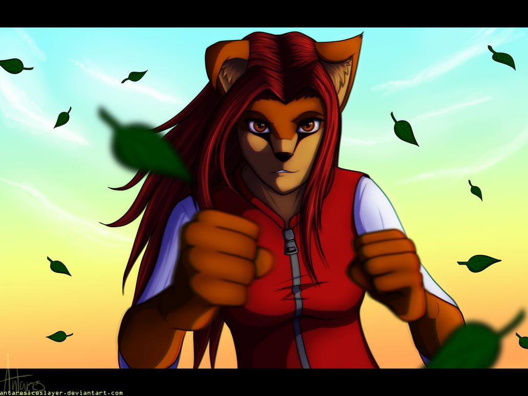 :trade: Karin by AntaresIceslayer