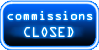 Commclosed by AntaresIceslayer