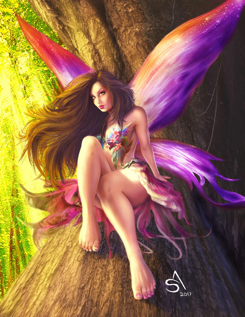 Fairy by sidney280