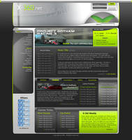 Xbox360 site by cold-dweller